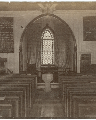"This is an image of1987/13/34 ""Interior of the Church, York Factory""  courtesy of PAM."